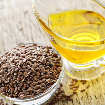 Spack International - Organic Flaxseed Oil
