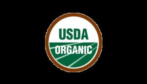 USDA Organic Certifificate