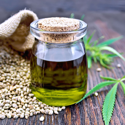 Spack International - Certified Organic Hemp Oils