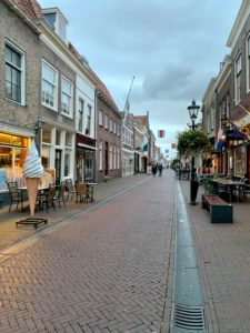 street in the Netherlands