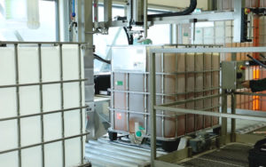 sunflower oil manufacturing