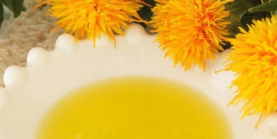 certified organic safflower oil